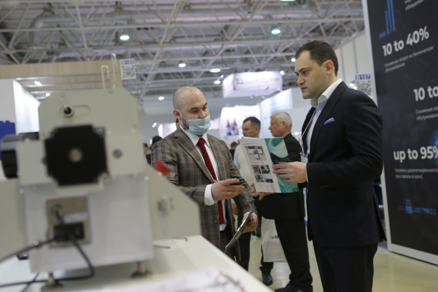First day of the International Cabex Exhibition in photos