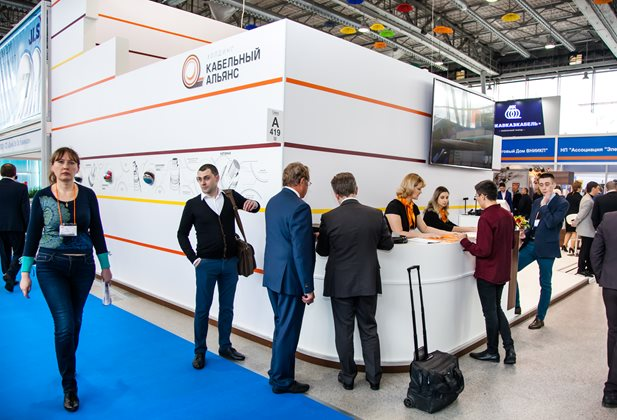 Cable Alliance Holding presented modern developments for the construction industry